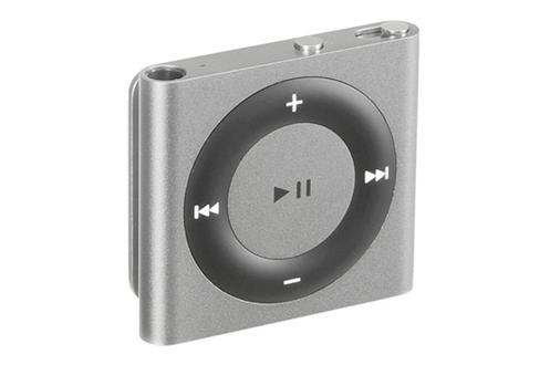 ipod shuffle apple shuffle 2go gris sid ral 8794316. Black Bedroom Furniture Sets. Home Design Ideas