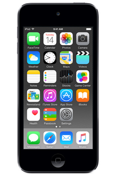 iPod touch IPOD TOUCH VI 64Go SPACE GRAY Apple