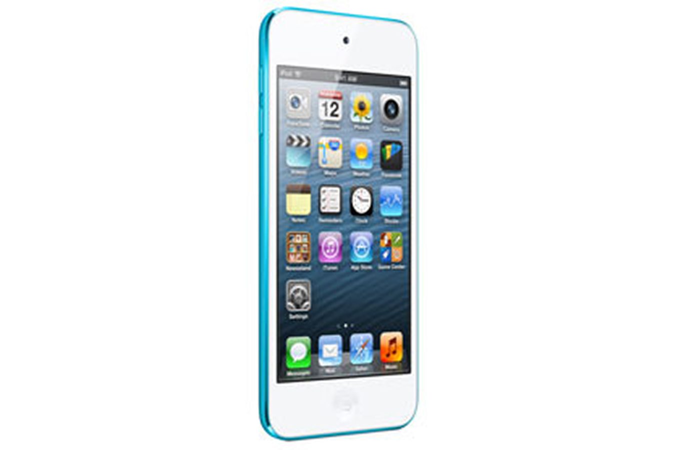 ipod touch apple touch v 16go bleu touch 4023439 darty. Black Bedroom Furniture Sets. Home Design Ideas
