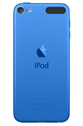 ipod touch apple ipod touch vi 16go bleu 4146433. Black Bedroom Furniture Sets. Home Design Ideas