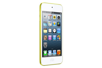 iPod touch TOUCH V 16GO JAUNE Apple