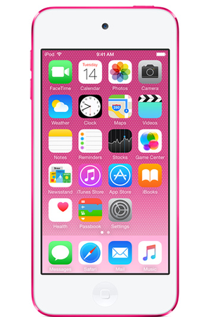 ipod touch apple ipod touch vi 16 go rose darty. Black Bedroom Furniture Sets. Home Design Ideas