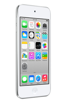 iPod touch TOUCH V 16GO SILVER Apple