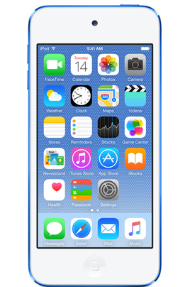 iPod touch IPOD TOUCH VI 32Go BLEU Apple