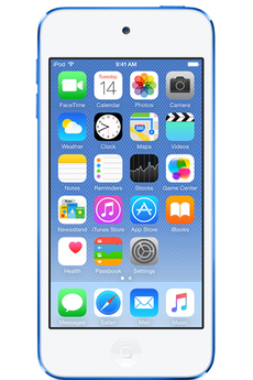 iPod touch IPOD TOUCH VI 64GO BLUE Apple