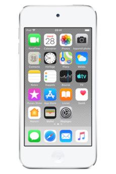 Lecteur audio vidéo MP3-MP4 Apple iPod touch 128GB Argent