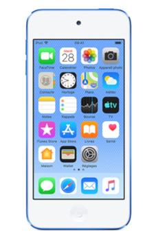 Lecteur audio vidéo MP3-MP4 Apple iPod touch 128GB Bleu