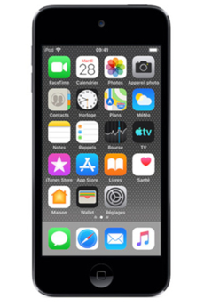 Lecteur audio vidéo MP3-MP4 Apple iPod touch 256GB Gris Sidéral