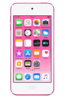Lecteur audio vidéo MP3-MP4 Apple iPod touch 32GB Rose