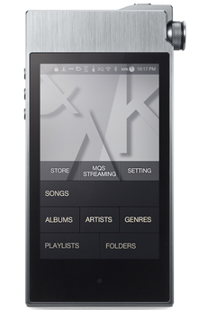 Lecteur audio MP3 AK100 II 64GO Astell & Kern