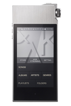 Lecteur audio MP3 AK120 II 128GO Astell & Kern
