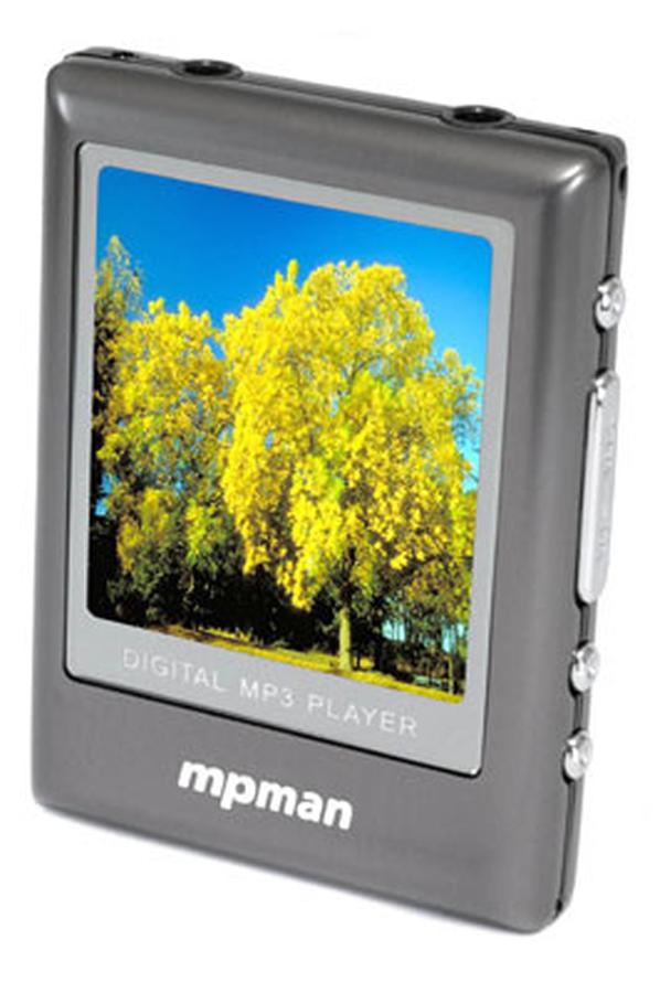 Lecteur audio MP3 Mpman MP CL1 512 Mo