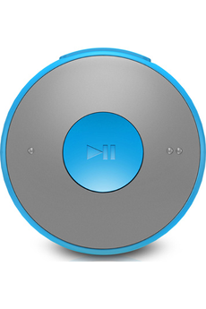 Lecteur audio MP3 GOGEAR MINIDOT 2 GO BLEU Philips