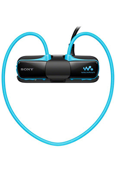 Lecteur audio MP3 NWZW273SL 4 GO BLEU Sony