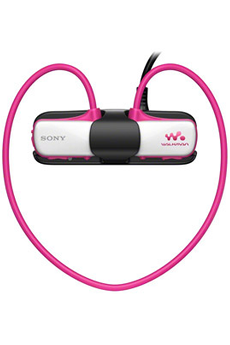 Lecteur audio MP3 NWZW273SP 4 GO ROSE Sony