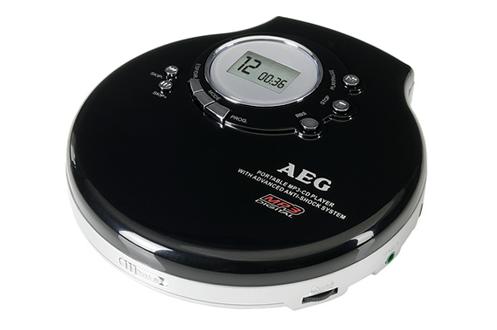 Aeg CDP-4212 Noir