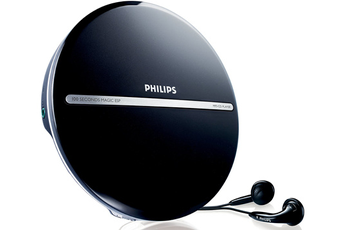 Baladeur CD EXP2546/12 Philips
