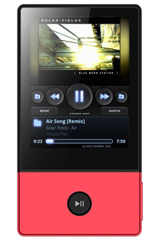 Lecteur audio vidéo MP3-MP4 BTC399 8GB Mpman