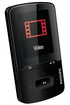Lecteur audio vidéo MP3-MP4 VIBE GOGEAR 4GO Philips