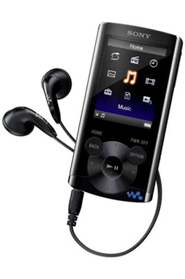 Sony NWZ-E364 8GO NOIR