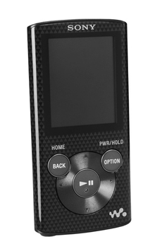 Lecteur audio vidéo MP3-MP4 NWZE383B.CEW Sony