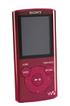 Lecteur audio vidéo MP3-MP4 NWZE384R.CEW ROUGE Sony