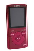 Sony NWZE384R.CEW ROUGE