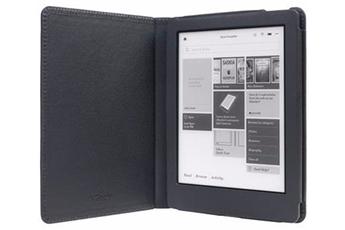 Accessoires liseuses Gecko Etui de protection noir deluxe pour Kobo Aura Edition 2