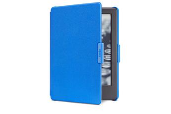 Accessoires liseuses Etui à rabat bleu pour liseuse Kindle Kindle