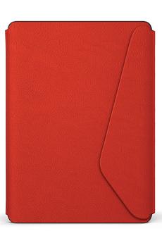 Accessoires liseuses ETUI A RABAT ROUGE POUR LISEUSE KOBO AURA édition 2 Kobo