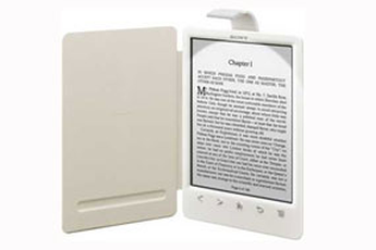 Accessoires liseuses housse avec lampe intégrée reader prst3 Sony