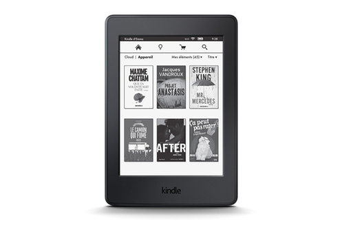 Liseuse eBook Kindle NEW PAPERWHITE 2015 WIFI (4139607)