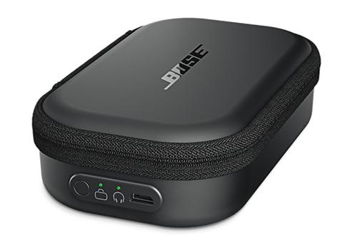 Etui de rechargement avec batterie intégrée Autonomie de 18 heures Compatible avec les SoundSport Wireless Compact et robuste