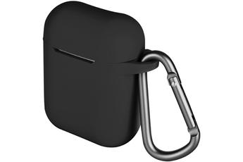Accessoires audio Onearz Mobile Gear Etui en silicone robuste noir pour AirPods 1&2