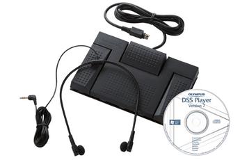 Dictaphone numérique AS-2400 NOIR Olympus
