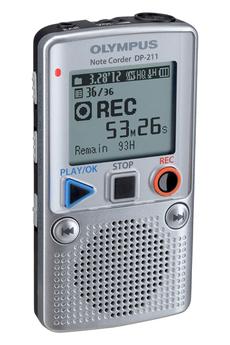 Dictaphone numérique DP-211 Olympus