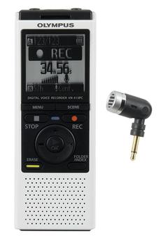Dictaphone numérique VN-415 + ME-52 Olympus