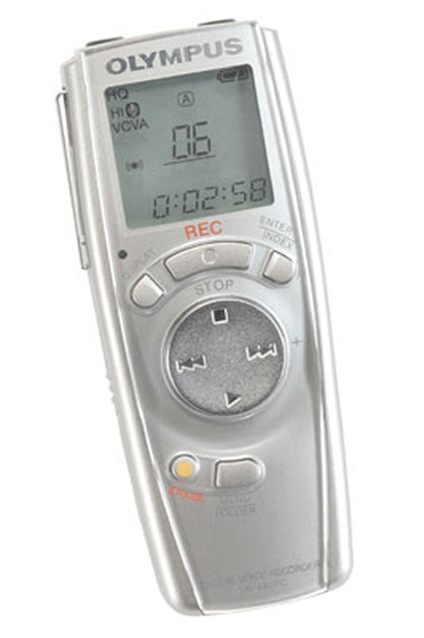 OLYMPUS Voice Recorder Download - Download Manuals