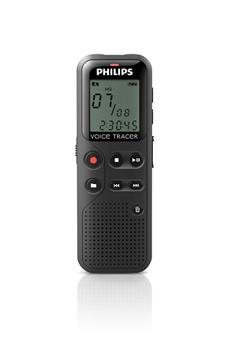 Dictaphone numérique DVT1100 Philips