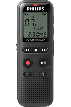 Dictaphone numérique DVT1150/00 Philips