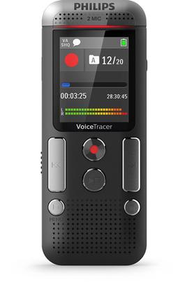 Dictaphone numérique DVT2510/00 Philips