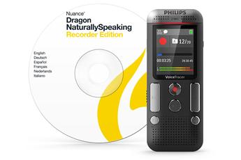 Dictaphone numérique DVT2710/00 Philips