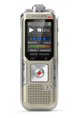 Dictaphone numérique DVT6500/00 Philips
