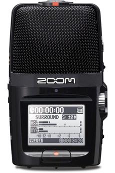 Dictaphone numérique H2N Zoom