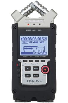 Dictaphone numérique H4NPRO Zoom