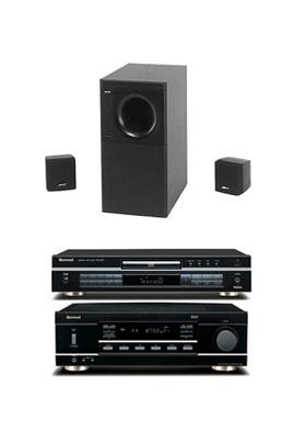 Sherwood CD5505+RX4109+A3B