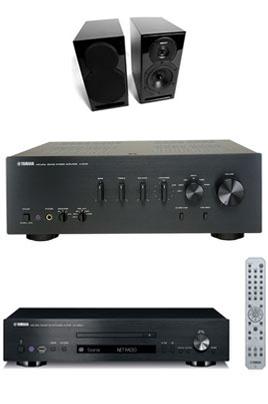 Chaîne composée AS700S+CDN500+STUPRO Yamaha