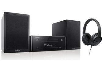 Chaîne micro CEOL N9 BLACK+SOUNDTRUE II Bose