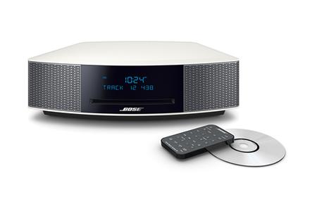 cha ne micro bose wave music system iv white 4190807 darty. Black Bedroom Furniture Sets. Home Design Ideas