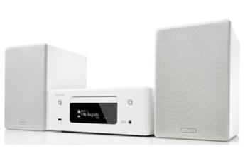 Puissance 2 x 65 Watts RMS Services audio HEOS et streaming multiroom Bluetooth intégré, Wi-Fi et AirPlay2 Réseau avancé et large connectivité avec des périphériques numériques touches sensitives